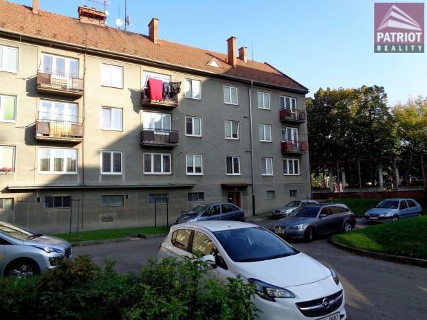 Prodej bytu 2+1 Olomouc - Rooseveltova