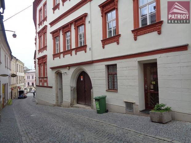 NP Olomouc - Panská - REZERVACE