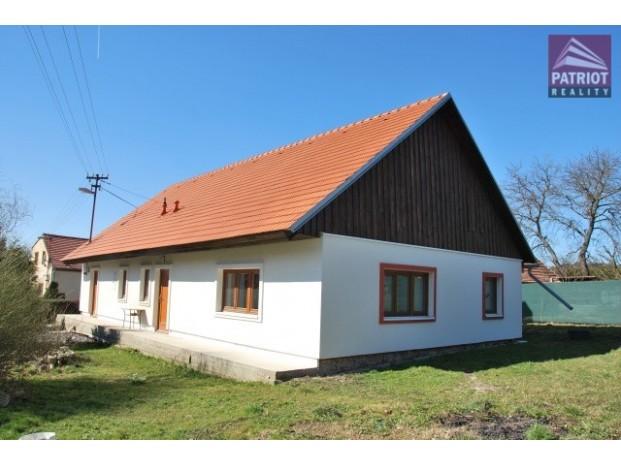 Pronájem rodinného domu  Kladky - Dětkovice - REZERVACE