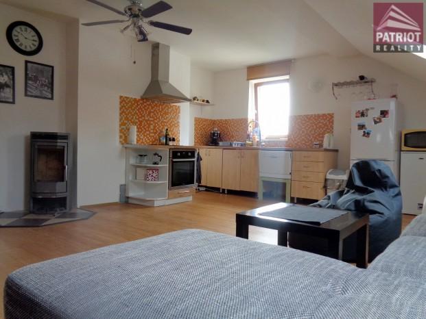 Pronájem bytu 2+kk Olomouc - tř. Svornosti