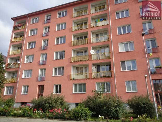 Pronájem bytu 2+ kk Olomouc - Křižíkova - REZERVACE