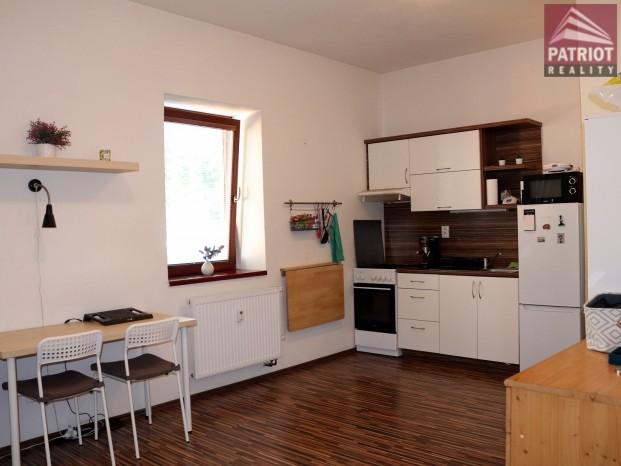 Pronájem bytu 1+kk Olomouc Dolní náměstí - rezervace